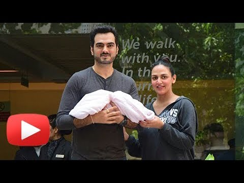 First VISUALS of Esha Deol And Bharat Takhtani's D
