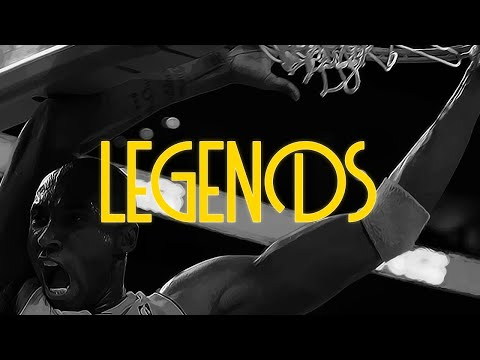"Legends | Se. 1 Ep. 3 ""The Black Mamba"" - Kobe Bryant"
