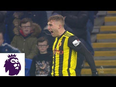 Video: Gerard Deulofeu scores on breakaway for Watford against Cardiff City | Premier League | NBC Sports