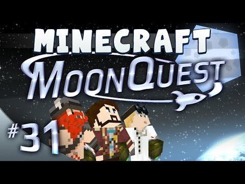 31 - Welcome to MoonQuest, where our heroes embark on an epic adventure to fire Simon into space and reach the moon! We've built our own custom minecraft mod pack...