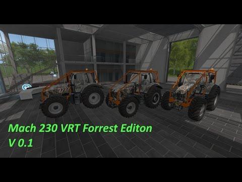 Mach 230 VRT Forrest Editon v0.17.0
