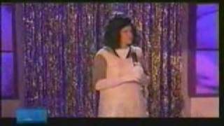 Ellen Degeneres reenacts popular scene from the Dreamgirls stageplay/movie.. :)don't know when this was on, but is just so funny..
