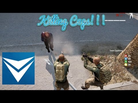 KILLING COPS!!! W/ Team Epiphany (Arma Life Funny Moments)