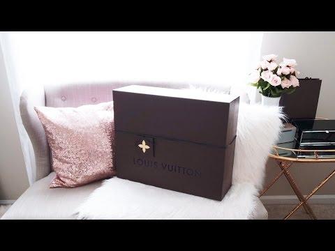 Louis Vuitton Kensington Unboxing & Reveal from Italy | Charmaine Dulak