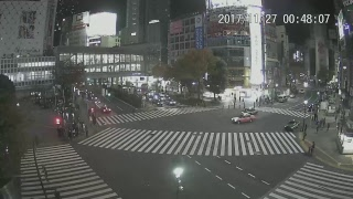 Tokyo Japan  city pictures gallery : 【LIVE CAMERA】渋谷スクランブル交差点 ライブ映像 Shibuya scramble crossing