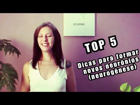 TOP 5 - Dicas para formar novos neurônios no cérebro (neurogênese)
