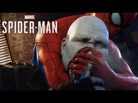 РАЗБОРКА С НАДГРОБИЕМ ► Spider-Man #10
