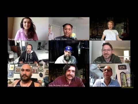 Zoom Into Xadia: The Dragon Prince | Comic-Con@Home 2020