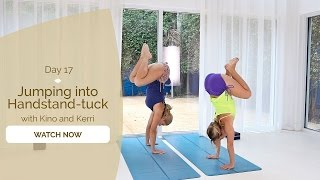 Check out the full course HERE:https://www.omstars.com21 Days To An Effective Handstand is a video series that will take you on a journey to finding joy and peace in your practice as you build your way up to the ever challenging handstand posture available in full on our new channel OmStars. In this series, Kino and Kerri break down the process and lead you through step by step with practices that will help you build wrist strength and flexibility, shoulder strength and flexibility, core strength, and more. You will learn proper technique & alignment, practice putting those techniques to use, and most importantly, have fun! Join Kerri and Kino on this 21-day journey to building an effective handstand.If you're looking for yoga videos that will show you the perfect way for you to start your yoga journey then Kino MacGregor's yoga channel is perfect for you! Whether you are new to yoga or an advanced yoga student you will find a full yoga library with all the yoga postures that you need to develop a complete yoga practice. Yoga is more than just a physical practice yoga is a lifestyle that includes living a peaceful life. Living the yoga lifestyle is about yoga practice, inner peace, yoga diet and being a good person on and off your yoga mat. Kino is a yoga teacher, author of three books, international teacher, writer, blogger, online yoga class teacher, IG yoga challenge host and much more. She co-founded Miami Life Center and Miami Yoga Magazine as well as produced six Ashtanga Yoga DVDs. Practice yoga, change your world one breath at a time. Kino believes that yoga is a vehicle for each student to experience the limitless potential of the human spirit. You don't have to be strong or flexible to begin the yoga practice, all you need is an open heart and the inspiration to practice yoga. Unroll your mat and do the practice!Facebook - http://www.facebook.com/KinoYogaInstagram - http://www.instagram.com/KinoYogaBlog - http://www.kinoyoga.com