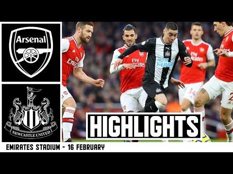 FC Arsenal Londra 4-0 FC Newcastle United