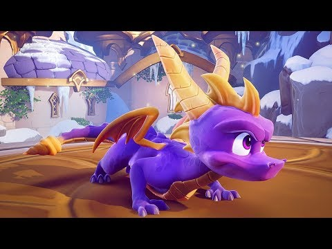 Achievement Hunter Live Stream - Full Play of the OG Spyro Trilogy! (видео)