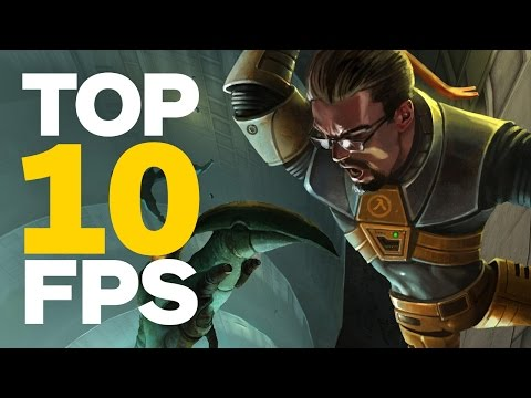 IGN's Top 10 FPS Games of All Time