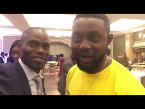 AY In London With Olayomi Koiki Media Recently