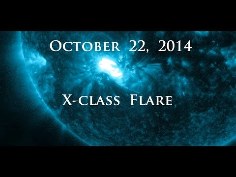 solar - Another X-Class solar flare has occurred. Looking like a mid-1 range.. most reports showing X1.6 Website post with links and graphics here: http://dutchsinse.com/10222014-another-x-class-sol...