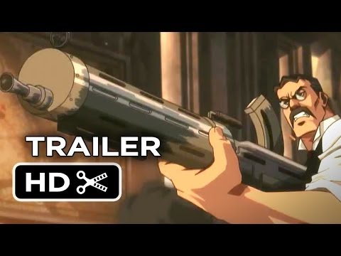 War of the Worlds Goliath Official Trailer 1 (2014) – Animated Sci-Fi Movie HD