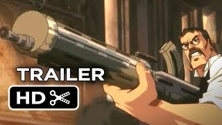 Nonton War of the Worlds Goliath Official Trailer 1 (2014) - Animated Sci-Fi Movie HD Film Subtitle Indonesia Streaming Movie Download