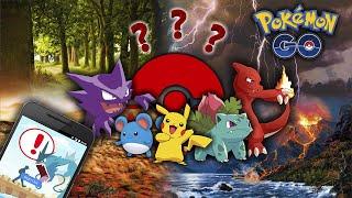 Pokemon Go Onde Encontrar Pokemon Raro by Pokémon GO Gameplay