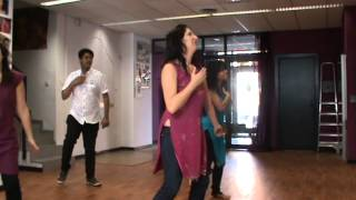 Sabadell Spain  city photos gallery : Bollywood Dancing with Sandra, Sonia and Pooja in Sabadell, Spain