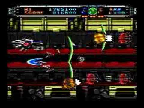 lords of thunder pc engine