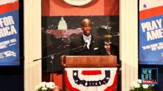 Senate Chaplain Barry Black- National Day Of Prayer 2013