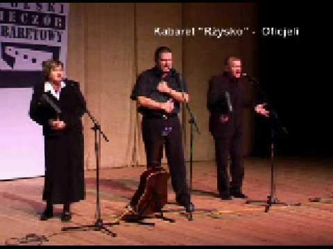 Kabaret Rżysko - Oficjeli