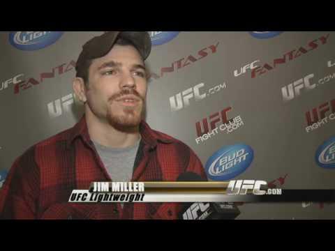 Jim Miller and Mark Bocek Pre UFC 111 Interviews