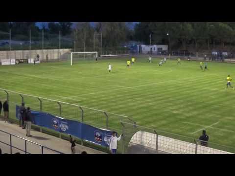 Résumé du match CRFC Bagnols