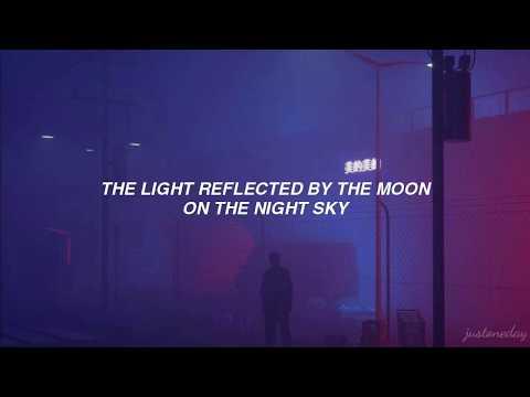 BTS V - Scenery '풍경' (English Lyrics)