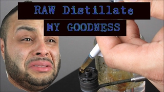 RAW THC Distillate - Product Review - Subscriber Request by Asight4soreeyez