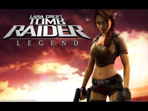 tomb raider legend playstation 2 detonado