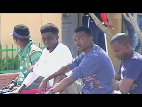 Επέλαση μεταναστών στον ισπανικό θύλακα Μελίγια