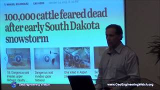 Agenda 21 - Geoengineering And The Collapse Of Earth 2014