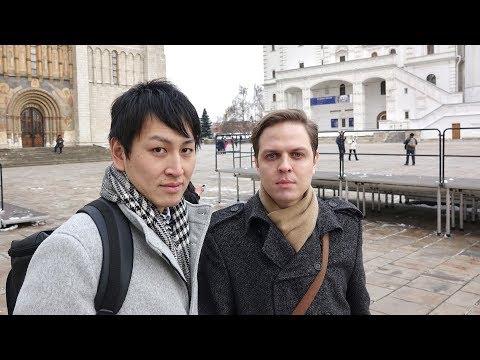 Почему я снова приехал в Россию. Новые планы на Японию - DomaVideo.Ru