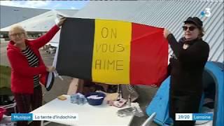 Indochine : les fans au Zénith