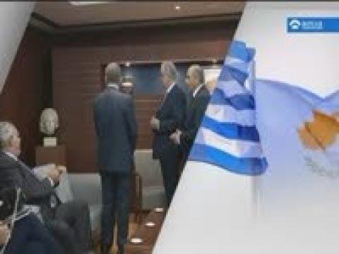 Επίσημη επίσκεψη του Προέδρου της Βουλής στην Κύπρο  (12/09/2019)