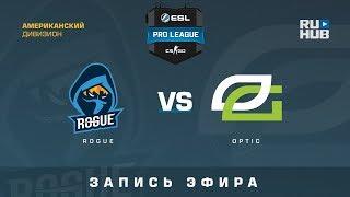 Rogue vs OpTic - ESL Pro League S7 NA - de_mirage [ceh9, GodMint]