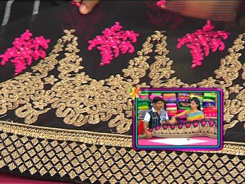 Latest Fancy and Pattu Sarees Collection | Sogasu Chuda Tarama | Vanitha TV 25 September 2015 12 34 PM