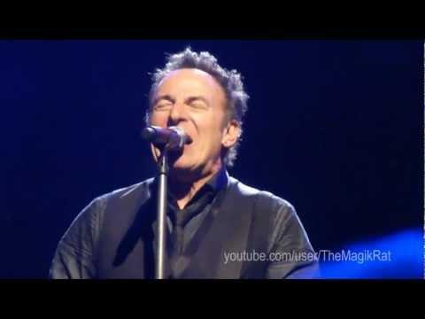 Candys Room - Springsteen - Meadowlands April 4, 2012