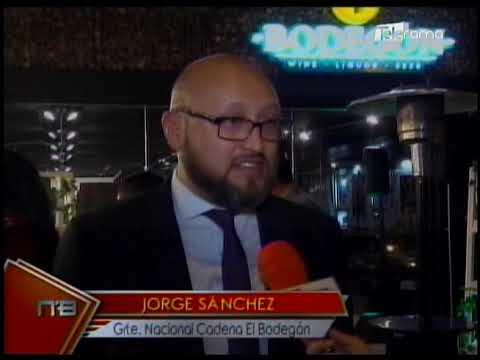 El Bodegón aperturó su local 11 con la presencia de Enólogo Italiano