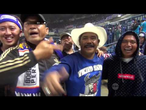 Download Video Kericuhan Supporter Jelang Pertandingan Persib Vs Persija - 86