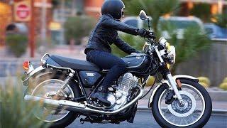 4. 2015 Yamaha SR400