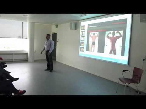 Henning var gæst i Ditlev's foredrag om steroider