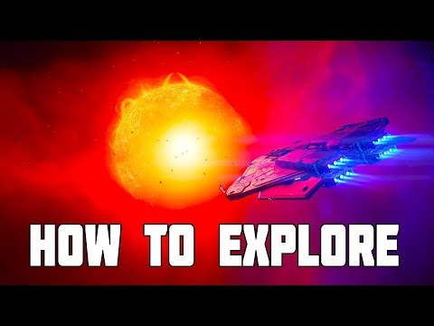 Elite Dangerous Chapter Four - Exploration Tutorial - How To Use The New Discovery Tools
