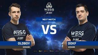 OldBoy vs DokF, game 1