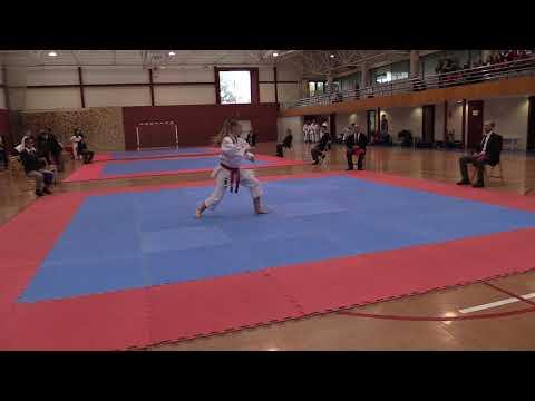 JDN Kata y Kumite Cadete y Junior 201018 Video 2