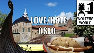 Oslo Norway  city photos gallery : Visit Oslo - 5 Things You Will Love & Hate about Oslo, Norway
