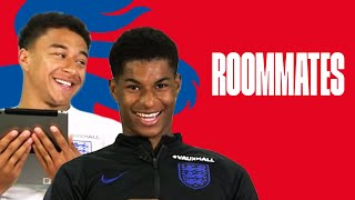 Video Rashford's Worst Habit and Lingard's Sporting Hero | Lingard and Rashford | Roommates MP3, 3GP, MP4, WEBM, AVI, FLV Juni 2019