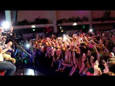 Mainstreet opkomst en Stop The Time  Teenz! Live! in Udenhout 19-01-2013!