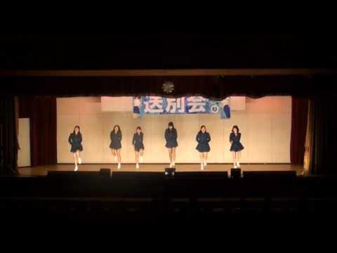 大東学園Kpop部送別会完成 2017年2月17日