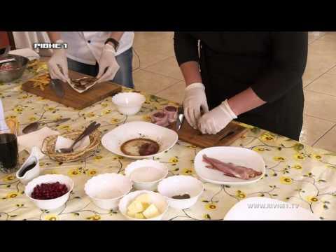"""Медальйони з гарбузовим пюре у програмі """"Кулінарний туризм"""""""